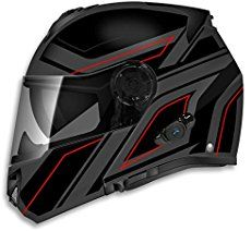 TORC T27B Full Face Modular Helmet With Blinc Bluetooth Review: Full Connectivity Helmet At Awesome Price