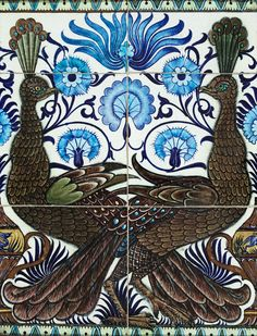 Peacock panel | Flickr - Photo Sharing!