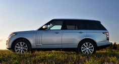 Photo: Picture 3 - Review: 2015 Land Rover Range Rover HSE