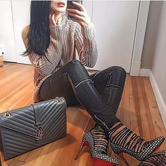 SALE SALE! Wow lovely Louboutin heels http://api.shopstyle.com/action/apiVisitRetailer?id=498663807&pid=uid1209-1151453-20