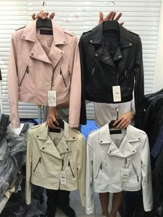 2016 New Fashion Women Motorcycle Faux Soft Leather Jackets Female Winter Autumn Brown Black Coat Outwear Hot Sale-in Leather & Suede from Women's Clothing & Accessories on Aliexpress.com | Alibaba Group