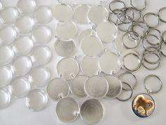 Key Chain Blanks Supplies