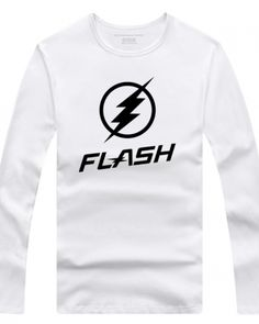 The flash long sleeve shirt for men