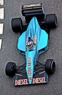 #Capelli #Gugelmin #F1 #March #Leyton house
