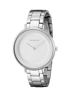 Skagen Women's SKW2329 Analog Display Analog Quartz Silver Watch Skagen http://www.amazon.com/dp/B00U8VPZFQ/ref=cm_sw_r_pi_dp_xxJ6wb1NEGNEM