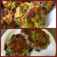 my favorite so far! Broccoli Cheese Bites, Quiche, Breakfast, Food, Morning Coffee, Essen, Quiches, Meals, Yemek