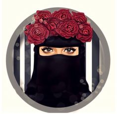 ImageFind images and videos about girl, fashion and art on We Heart It - the app to get lost in what you love. Couples Muslim, Muslim Girls, Muslim Women, Girly M, Girl Cartoon, Cartoon Art, Sarra Art, Hijab Drawing, Arab Swag