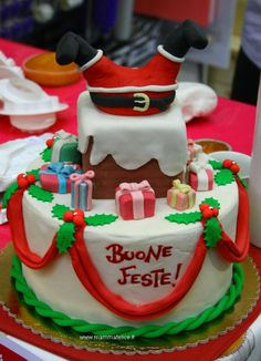 torta-babbo-natale