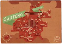 Postcards by Radio , via Behance