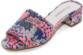 Jeffrey Campbell Beaton Floral Mules