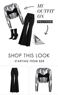 """123"" by tinquash on Polyvore featuring мода и Rosetta Getty"