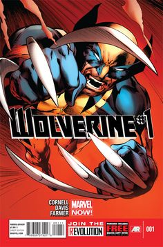 Back to the present: the big news in the world of Alan Davis is that he will be drawing the new Wolverine comic (written by Paul Cornell), to be published in March of next year. This is great news because Alan draws a great Wolverine and Cornell did...