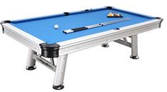 Playcraft Extera Outdoor Billiard Table with Playing Equipment - Bring the best of indoors outdoors with the Playcraft 8 ft. Extera Outdoor Billiard Table with Playing Equipment . It's all weatherproof, so.