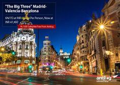 Christmas #AVSale for You on Spain Packages Upto 47% Off #chritmas #offer #traveldeals #traveloffer