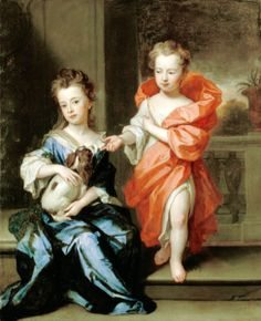 The Howard Children (Edward And Lady Mary Howard).bmp