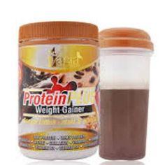 Protein Plus Weight Gainer sarat dengan kebaikan protein daripada sumber semulajadi yang berkesan untuk membantu membina otot bagi mereka yang ingin membina badan mahupun mendapatkan berat badan yang ideal. Sesuai buat lelaki dan wanita.Minuman ini adalah pilihan terbaik bagi mereka yang ingin memantapkan otot-otot serta membekalkan tenaga dengan berpanjangan.Ianya juga membantu anda untuk memiliki berat badan yang seimbang.