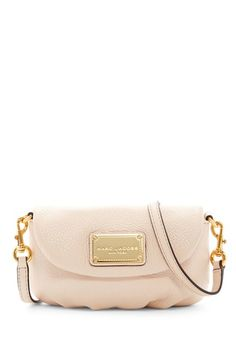 Image of Marc Jacobs Classic Leather Crossbody