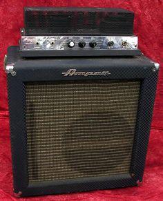 "Ampeg 1963 Portaflex SB 12 45 Watts 12"" Jensen"