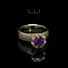 104968a6c7b0 Лучших изображений доски «Kochut. Wedding rings for her. Engagement ...