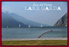 Gaby Around the World: Off the Beaten Path: #Lake #Garda  Visit the wonderful town of #RivadelGarda and be awed by the natural beauty of this place