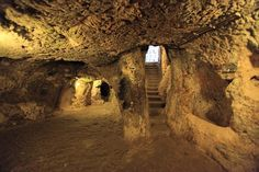 A Man Renovating His Home Discovered A 5,000-Year-Old Underground City