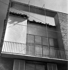 mario asnago e claudio vender - villa molin, via previati 85, luogo, milano, 1935