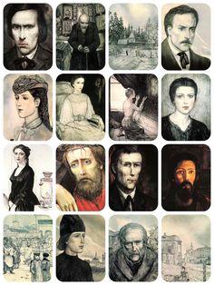 F. Dostoyevsky The Brothers Karamazov by RussianSoulVintage