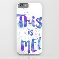 iPhone & iPod Case featuring This is me! by LebensART
