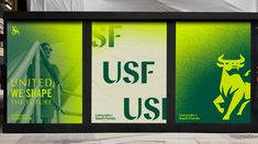 Brand New: New Logo and Identity for University of South Florida by Spark Logo And Identity, Identity Design, Visual Identity, Logo Branding, Brand Identity, Logos, Colleges In Florida, University Of South Florida, State University
