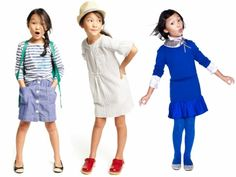 J.Crew Crewcuts Looks We Love for Girls Spring 2012 - Fashion is surely not discriminating anyone as developing a high fashion sense begins from an early age. Renowned fashion label J.Crew has put together a cool collection of spring 2012 must haves for its Crewcuts line, so check out the super stylish designs for kids and experience the power of high-end fashion!