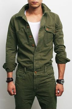 bcdeb92aa67 Main silhouette inspiration Male Jumpsuit