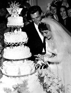 Elizabeth Taylor Nikki Hilton Wedding