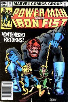 power man and iron fist - Bing images Iron Fist Powers, Comic Book Covers, Comic Books, Luke Cage Iron Fist, Luke Cage Marvel, Power Man, Deathstroke, Man Vs, Batman Robin