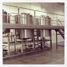 More pics of our brew house.