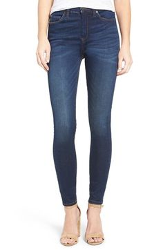 Free shipping and returns on BLANKNYC Fool Me Twice Skinny Jeans at Nordstrom.com. Subtle whiskering creates rich highs and lows in the dark-wash denim of perfectly stretchy skinny jeans that pair well with pretty much everything in your closet.