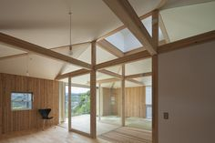 Hybrid Wooden House / Architecture Studio Nolla | ArchDaily