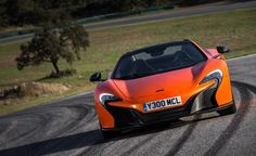 awesome McLaren 650S Coupe / Spider