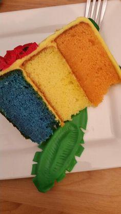 Rio 2 birthday cake.