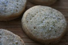 Fir tip shortbread recipe. Perfect for the holidays. From one of my favorite blogs, Cauldrons and Crockpots.