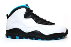 more photos edf44 12fdd Air Jordan 10 Retro Powder Blue – Supplied Jordan 10, Zapatos Retro, Zapatos  De