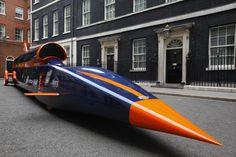 Bloodhound: самый быстрый в мире гоночный автомобиль развивает скорость 1600 км\ч (5 фото) http://nlo-mir.ru/tech/47565-bloodhound.html