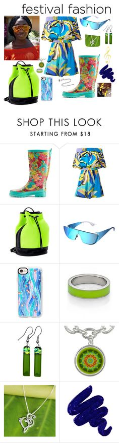 """""""Untitled #1558"""" by moestesoh ❤ liked on Polyvore featuring Western Chief, Emilio Pucci, Deux Lux, Casetify, Kenny & Co., NOVICA and Obsessive Compulsive Cosmetics"""
