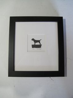 Black frame-papercut-John Speight-Black Terrier Paper Cutting, Terrier, Frame, Pictures, Black, Home Decor, Picture Frame, Photos, Black People