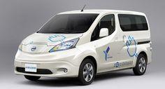 Nissan e-NV200 2014 » Los Mejores Autos