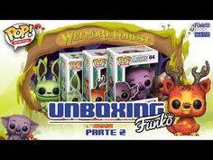 Funko Pop Wave!: Unboxing Línea Pop! Monsters Parte 2