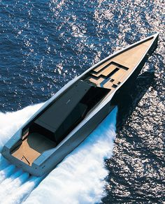 Luxury Yacht Wallypower 118