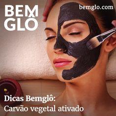 Vem saber tudo sobre o carvão vegetal ativado e aprender a fazer uma máscara facial ;) Confira aqui>