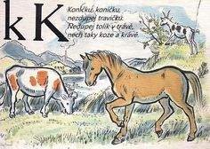 Learning About the Czech Alphabet Alphabet Words, Alphabet Print, School Posters, My Heritage, Make A Donation, Jaba, English Language, Textbook, Moose Art