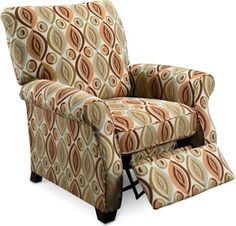 Lane recliner. My favorite part about Lane is that they have hundreds of fabrics to  sc 1 st  Pinterest & Sports fan dad gift guide: La-Z-Boy Recliner | Recliner Living ... islam-shia.org