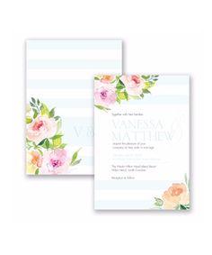 How to assemble wedding invitations pinterest weddings wedding 15 beautiful invitations perfect for a summer wedding junglespirit Gallery